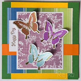 Veselí motýli