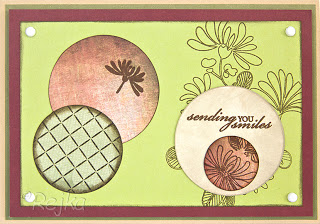 Lilly Pad Cards October CCC