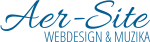 Aer-Site.net - webdesign & muzika