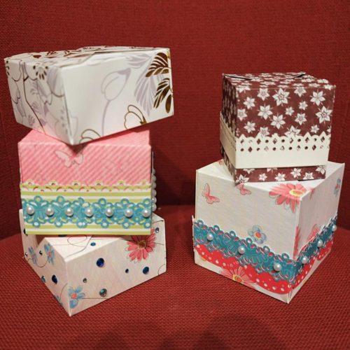 Krabičky s Rejkou v Jesenici 2014