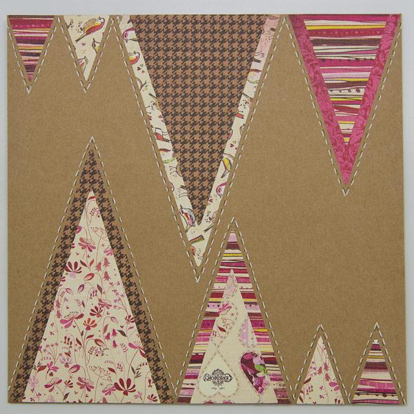Inspirativní trojúhelníky od Rejka Balcarové.