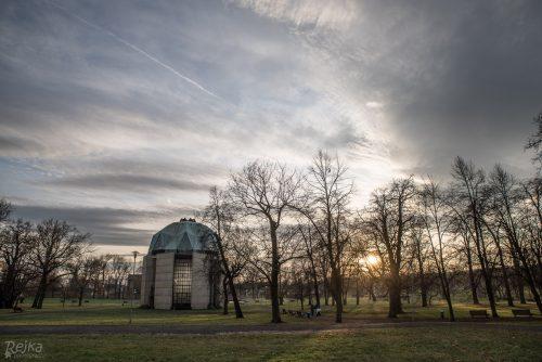 Zámecký park v Duchcově, foto Rejka Balcarová