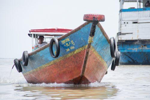 Jakarta - starý přístav - fot oRejka Balcarová