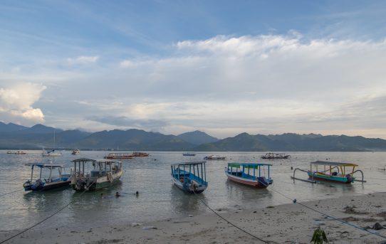Indonésie v obrazech – 4. díl – Gili Air