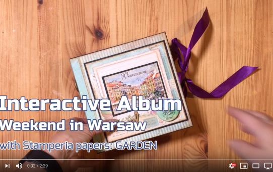Víkendové mini album Varšava