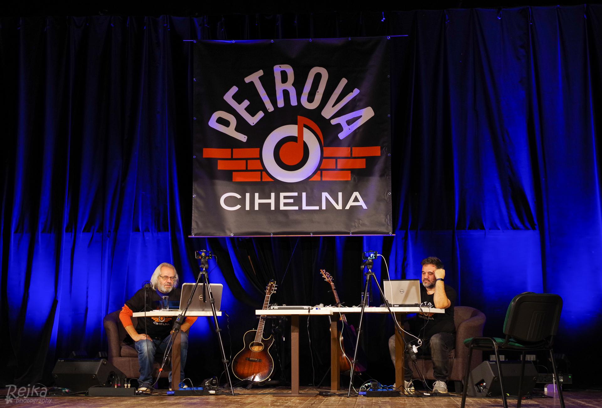 Festival Petrova cihelna a jeho nultý live stream