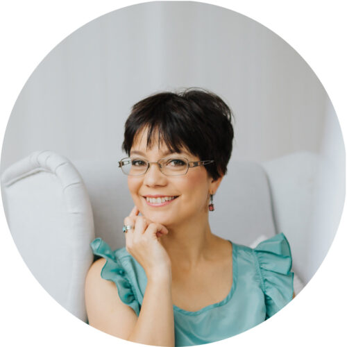Rejka - lektorka kreativních kurzů a fotografka - profilové foto